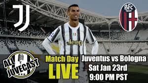 Match Day LIVE - Juventus vs Bologna - YouTube