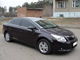 2009 Toyota Avensis Pics, 1.8, Gasoline, FF, Manual For Sale