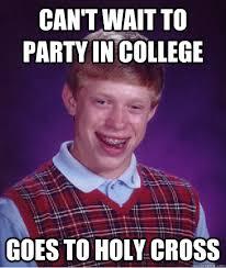Bad Luck Brian memes   quickmeme via Relatably.com