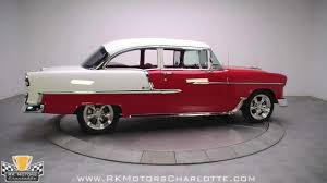 132366 / 1955 Chevy Bel Air - YouTube