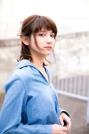表参道のヘアサロンactアクトのヘアカタログ