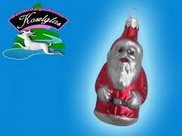 Weihnachtsmann Nostalgie Christbaumschmuck Aus Lauscha