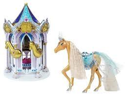 <b>Игровой набор Pony Royal</b> Карусель и пони принцесса Мисти ...