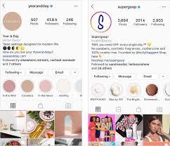 good insram makeup account names
