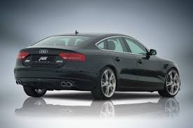 ABT Powers Up and Stylizes New Audi A5 Sportback