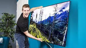 lg wallpaper tv. lg\u0027s oled wallpaper tv \u2013 can we use it as a window?? pt.1 lg tv .