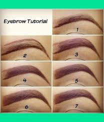eyebrow tutorial without plucking google search afdorbd eyebrow makeup and brows