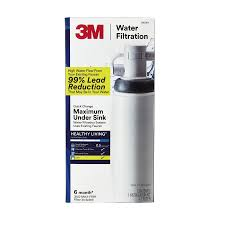 3m Single Stage Under Sink Water Filtration System At Lowescom