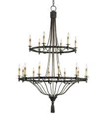 attractive 18 light chandelier 2 9174