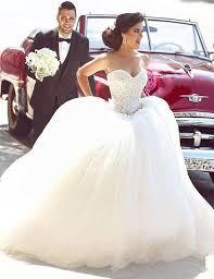 princess bridal dress sweetheart appliques sparkly beading giltter