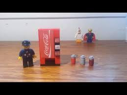 Lego Soda Vending Machine Awesome How To Build A Lego Soda Machine YouTube