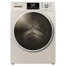 Máy giặt Aqua Inverter 10kg AQD-D1000C lồng ngang giá rẻ, chính hãng, trả  góp 0% - Siêu thị điện máy HC