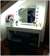 desk mirror with lights. Unique With Hollywood Vanity Table With Lights Dressing Mirror  Makeup Image Of Ideas And   Inside Desk Mirror With Lights I