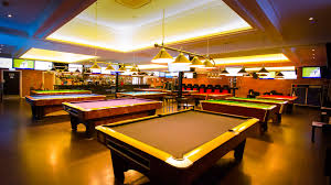 Reserve Pool Table