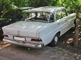 1968 Mercedes-Benz 200D - Information and photos - MOMENTcar