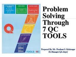 7 Qc Tools Control Charts 7 Qc Tools Training Presentation
