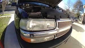 How To Install Replace Headlight 99-06 Chevy Silverado Sierra ...