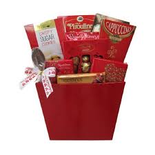 sweet embrace gift basket