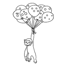 Dont panic , printable and downloadable free balloon template printable balloon drawing popisgrzegorz com we have created for you. Top 10 Free Printable Balloon Coloring Pages Online