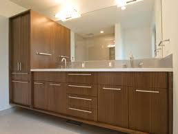 designer bathroom cabinets. Like This Contemporary Style. Love Style And Handles Of The Cabinets. No Floating. Designer Bathroom Cabinets
