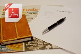 Why You Should Convert Your Job Application To Pdf Online File