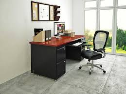 red black home office. Tips For Working In A Virtual Office Red Black Home S
