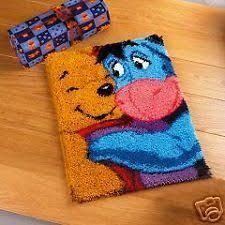 rug making kit. crafts \u003e latch-hook/ rug-making | ebay rug making kit c