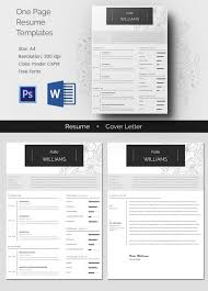 Mac Pages Resume Templates From Creative Resume Template 81 Free