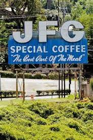 Jfg was acquired by louisiana's reily foods company (maker of luzianne tea) in 1965, closed this location in 2005, and moved its roasting facility near sutherland avenue. Historic Jfg Sign Closer To New Home In Knoxville