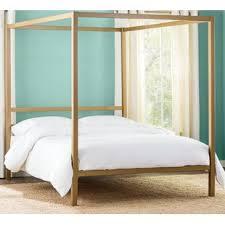 Canopy Bed Fabric | Wayfair
