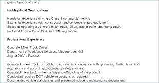 Cdl Truck Driver Job Description For Resume From Truck Driver Resume