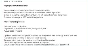 26 Cdl Truck Driver Job Description For Resume Free Resume