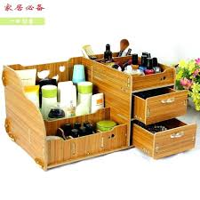 wooden makeup organizer wooden makeup organizers images wooden makeup holder