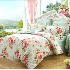 fl comforter sets king size bedding uk blue toile quilt set anya print 16