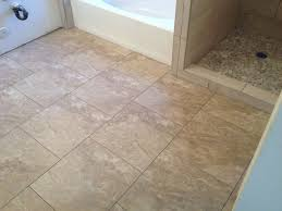 cost to install tile floor 20 x 20 ceramic in brick lay pattern tiles