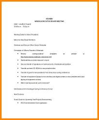 Sample Agendas For Board Meetings Sample Agenda Template Powerpoint Board Meeting Skincense Co