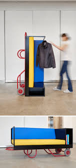 Used Coat Racks A Collection Of Movable Furniture Has Been Designed For Cornell 43