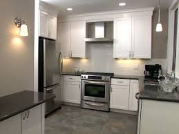 White Kitchens Dark Floors White Kitchen Cabinets Gray Floor Quicuacom