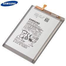 Orijinal Samsung pil EB BG580ABU Samsung Galaxy M30 M20 SM M205F orijinal  pil 5000mAh|Mobile Phone Batteries