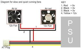 blank 02 diagram slowing cooling fans using 5v supply