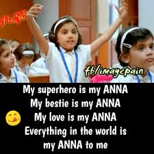 Anna Refers To Brother Brother Sister Love Facebook