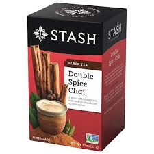 <b>Double Spice</b> Chai <b>Black Tea</b> Bags | Stash Tea