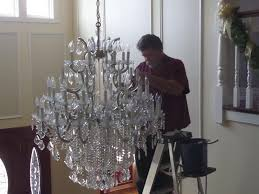 chandelier cleaning service camarillo cleaners how to clean crystal