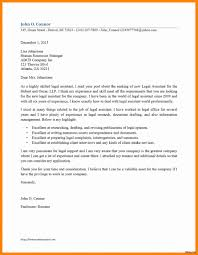 Sample Legal Assistant Cover Letter Beautiful Law Professional 1 800