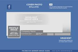 Facebook Banner Template Free Layered Psd File Looks Like