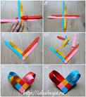 Плетение из бумажных полос