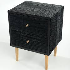 Charred Commode | Michael James Moran Woodworked Furniture - so interesting!