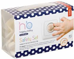 <b>Набор</b> безопасности Happy <b>baby Safety</b> Set 21 пр - купить в ...