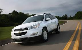 2009 Chevrolet Traverse | First Drive Review | Reviews | Car and ...