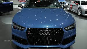 2018 audi rs7. unique audi 2018 audi rs7  exterior and interior walkaround nyias 2017 on audi rs7